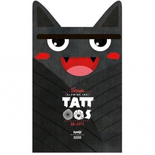 Londji - Tatuaże Terror 3+
