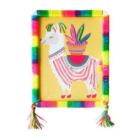 Box Candiy - Zestaw Artystyczny Lama i Pompony 6+