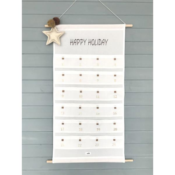 Malomi Kids - Kalendarz Adwentowy Happy Holiday