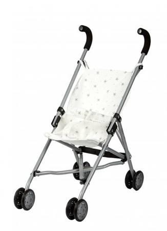Barrutoys - Wózek Spacerówka Beżowe Gwiazdki