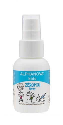 Alphanova Kids - Naturalny Spray Odstraszający Wszy 50ml