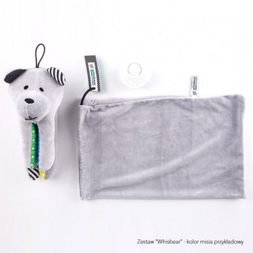 Whisbear - Szumiący Miś Arbuz CrySensor