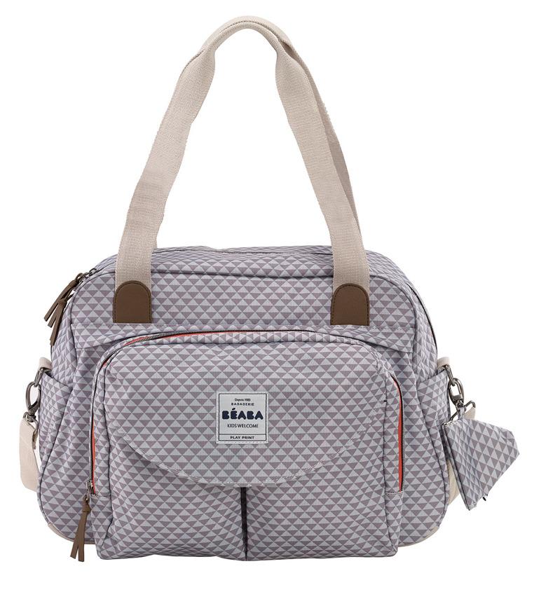 51500c59ae Beaba - Torba dla Mamy Geneva Smart Colors Grey   torby   AKCESORIA ...
