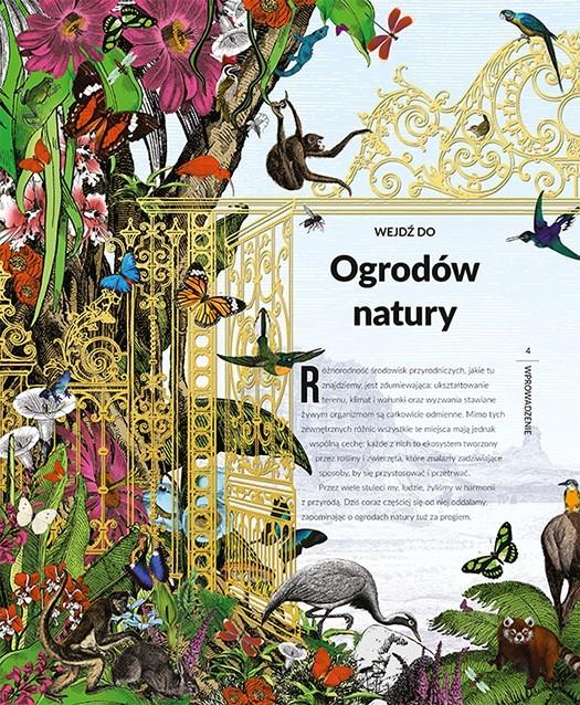 Wydawnictwo Adamada - Ogrody Natury