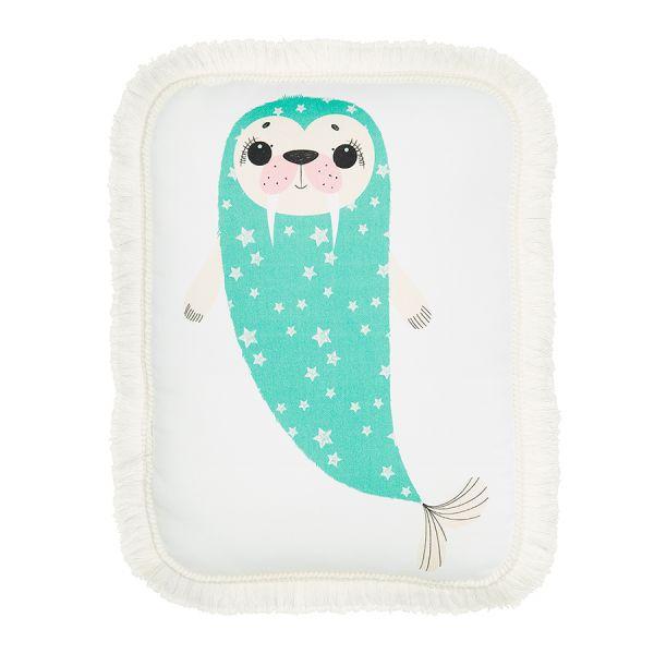 Maki Mon Ami - Ozdobna Poduszka z Frędzlami Mors Moris
