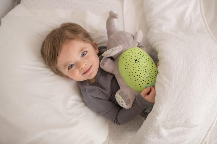 Summer Infant - Slumber Buddies Projektor Słoń