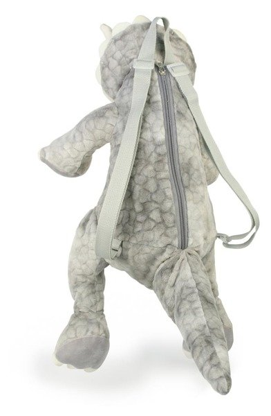 Grimini - Plecak w kształcie Dinozaura Triceratops