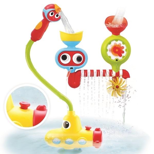 Yookidoo - Okręt Podwodny z Prysznicem
