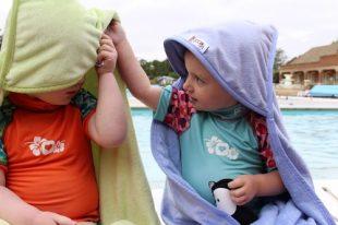 Close - Koszulka do pływania UPF50+ Monster Herman S 6-12 miesięcy