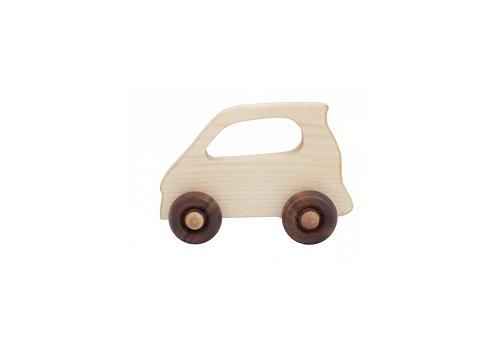 Wooden Story - Drewniany Samochodzik Electric Car 2+
