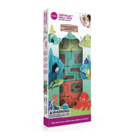 Oribel - Zabawka Tajemnicze Akwarium VertiPlay 3+