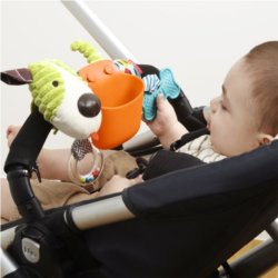 Skip Hop - Zabawka do Wózka Piesek 2 w 1