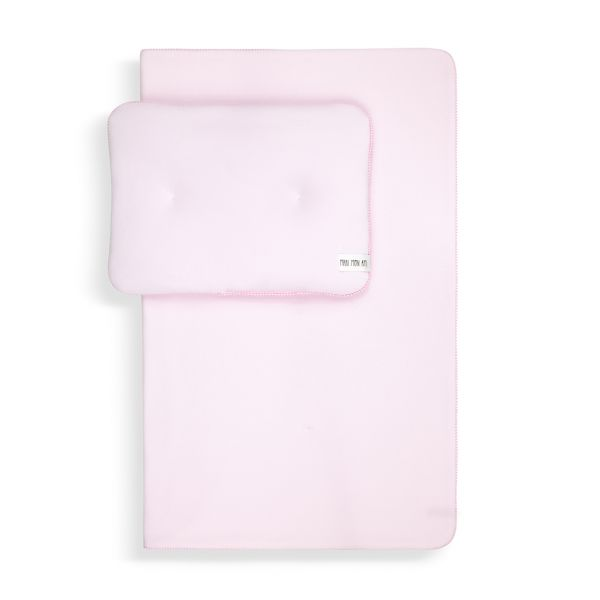 Maki Mon Ami - Kocyk Basic Różowy L