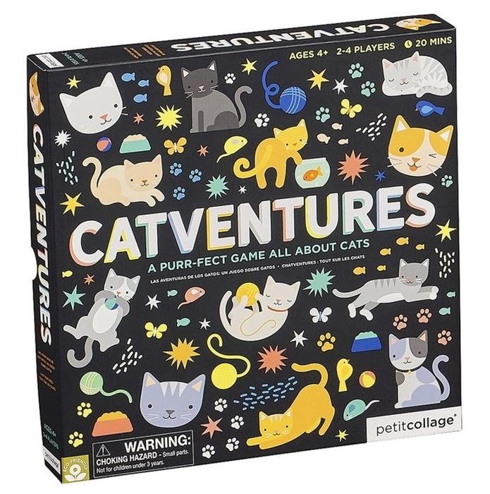 Petit Collage - Gra Planszowa Catventures