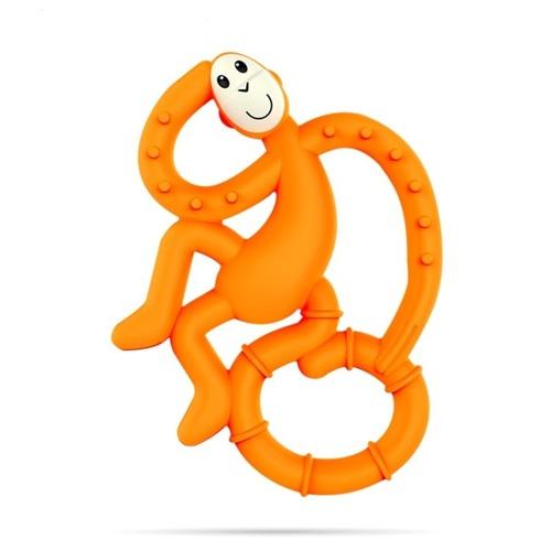 Mombella - Gryzak małpka Mini Monkey Orange