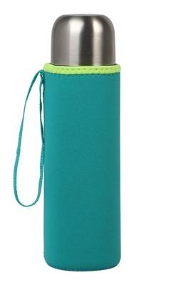 Kiokids - Etui na Termos lub Butelkę Neoprenowe Niebieskie