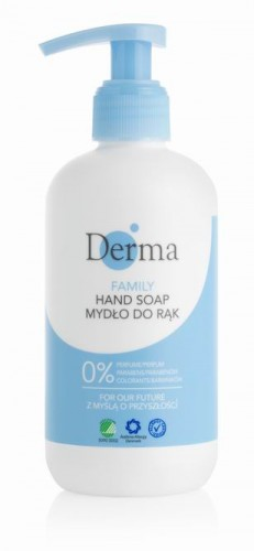 Derma - Family Mydło do Rąk 250 ml