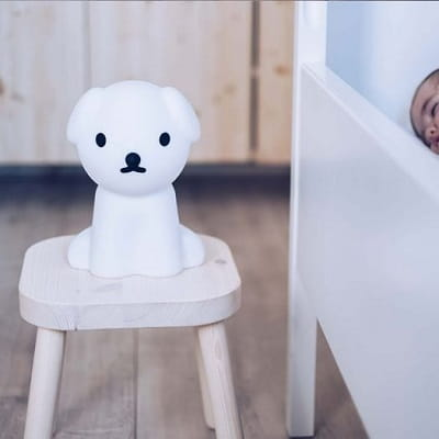 Mr Maria - Mała Lampka Piesek Snuffy First