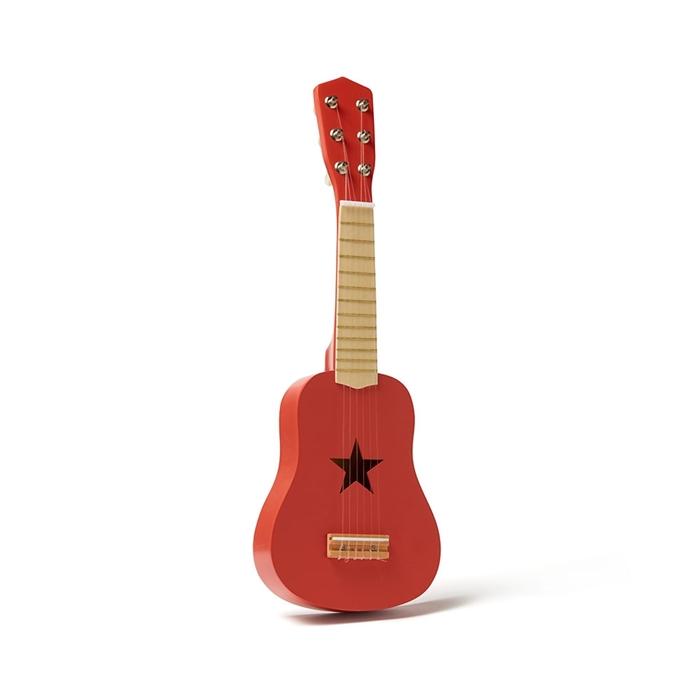 Kids Concept - Gitara Red 3+