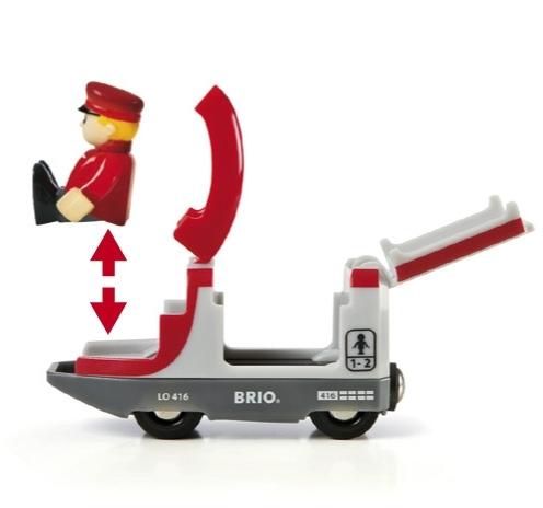 BRIO - World Zestaw Startowy Kolejka