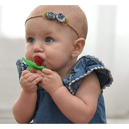 Raz Baby - Gryzaczek Soczysta Malina Szary