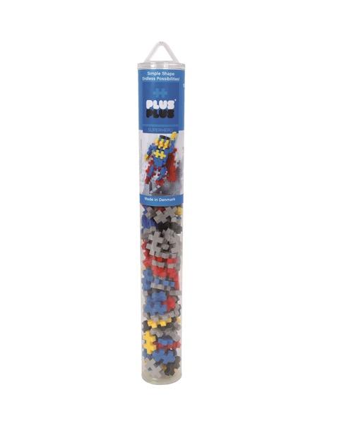 Plus Plus - Mini Tuba Superman 100szt 3+