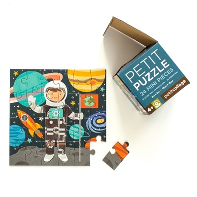 Petit Collage - Puzzle Mini Astronauta