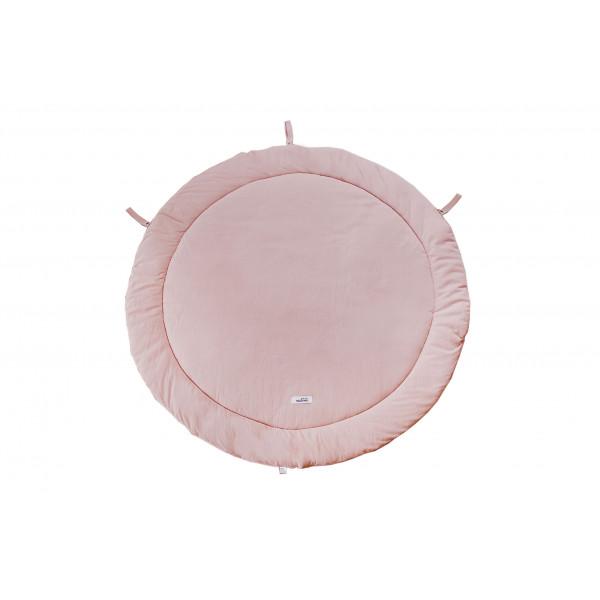 Malomi Kids - Mata do Zabawy Washed Cotton Pink