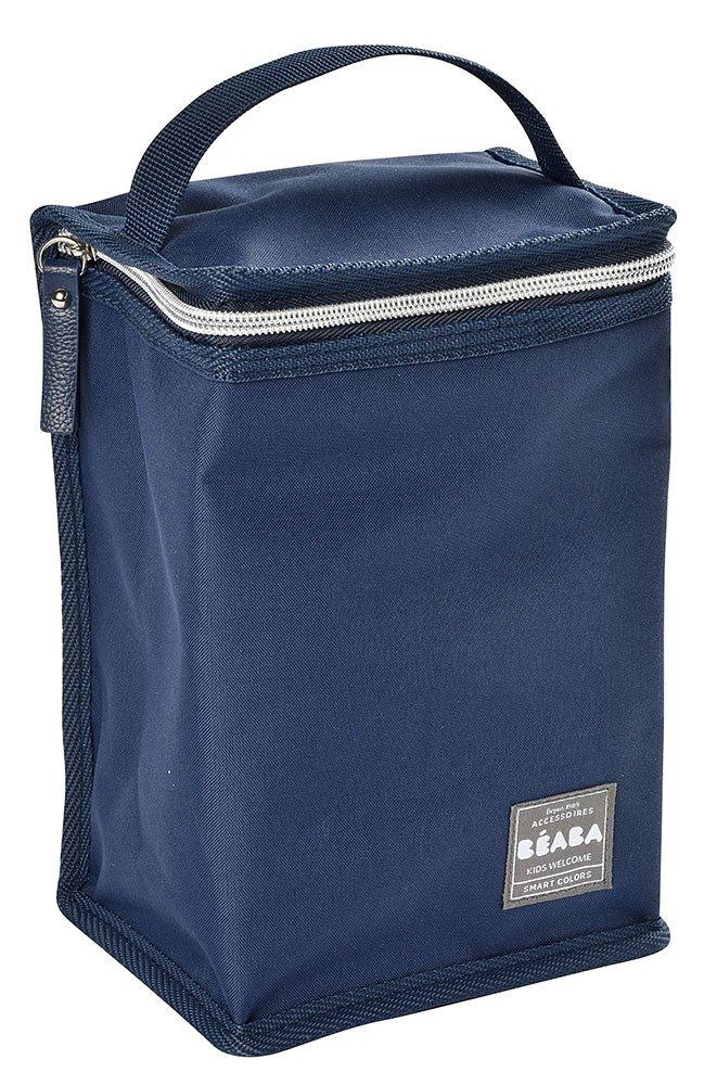 Beaba - Opakowanie Termoizolacyjne Duże Blue/Silver