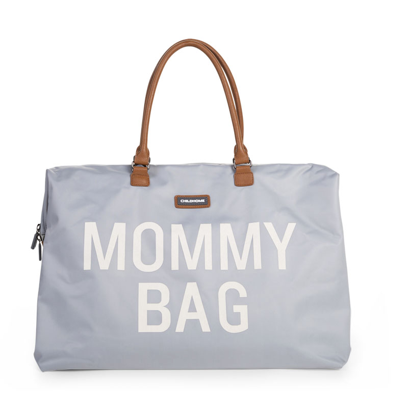 6d1cb32c2b04e Childhome -Torba Podróżna Mommy Bag Szara   wyprawka boho ...