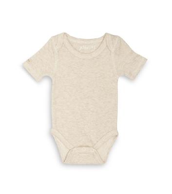 Juddlies - Body Oatmeal Fleck Melange 6-12m