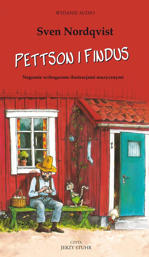 Wydawnictwo Media Rodzina - Audiobook Pettson i Findus
