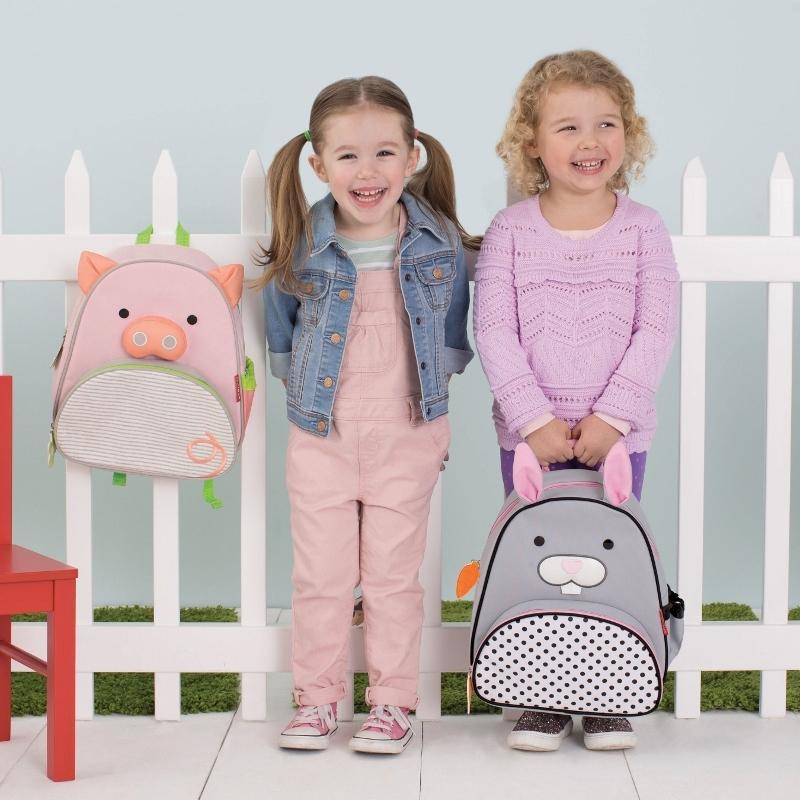 eed4c23883253 Skip Hop - Plecak Zoo Pack Królik   Plecaki