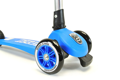 Scootandride - Highwaykick 3 Hulajnoga Składana 3+ Blue