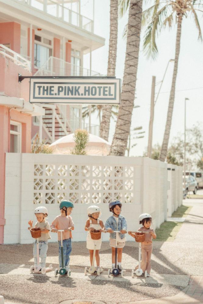 Banwood - Hulajnoga Pink