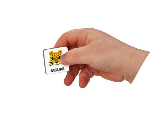 Janod - Magnetyczna Układanka Alfabet Magnetibook Kolekcja 2018