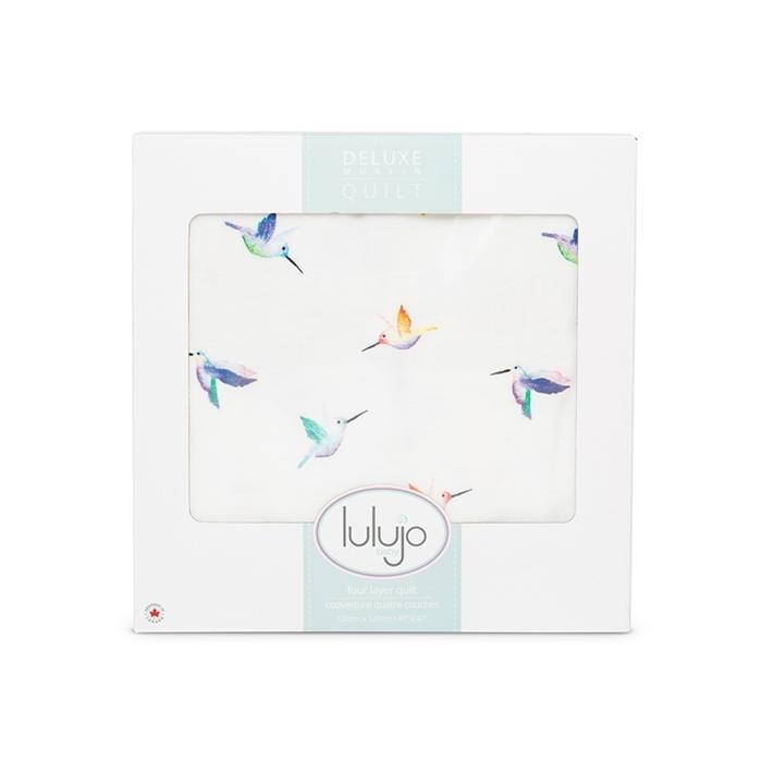 Lulujo - Kołderka Bambusowa Koliber