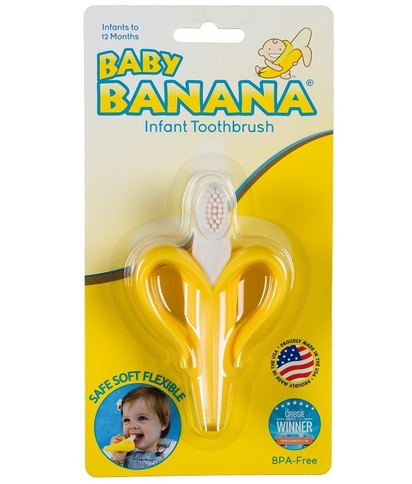 Baby Banana - Szczoteczka Treningowa
