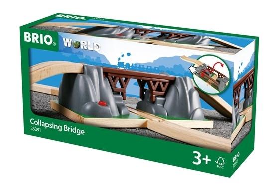 BRIO - World Wiadukt Kolejowy z Zapadnią