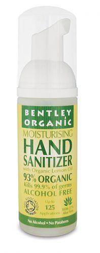 Bentley Organic - Antybakteryjna Pianka do Mycia Rąk Bentley Organic Limonkowa