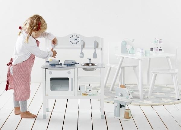 Kids Concept - Drewniany Robot