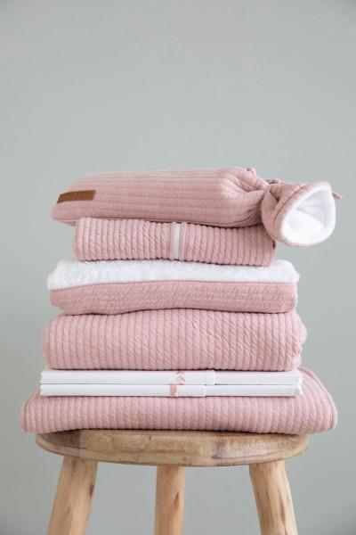 Little Dutch - Bawełniany Ręcznik Pure Pink