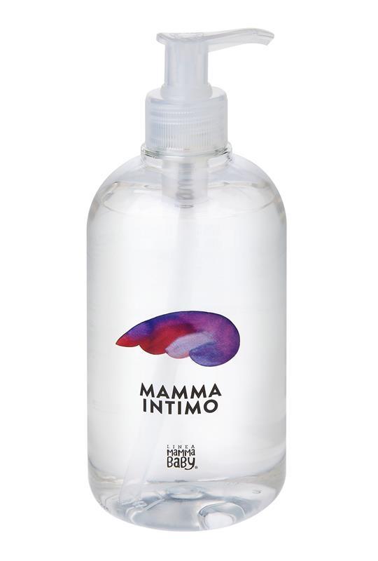 Linea MammaBaby - Żel do Higieny Intymnej Mama Gelsomina 500ml
