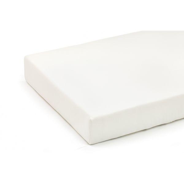 Maki Mon Ami - Prześcieradło  Basic Kremowe 70x140cm