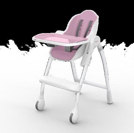 Oribel - Krzesełko do Karmienia Cocoon Kolekcja Delicious Różowy