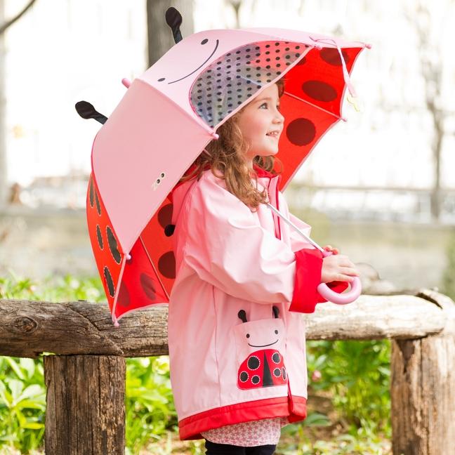 Skip Hop - Płaszcz Przeciwdeszczowy Zoo Biedronka 3-4 lata