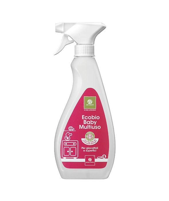 Quaranta Settimane - Ecobio Dezynfekujący Spray do Zabawek i Mebli 500 ml