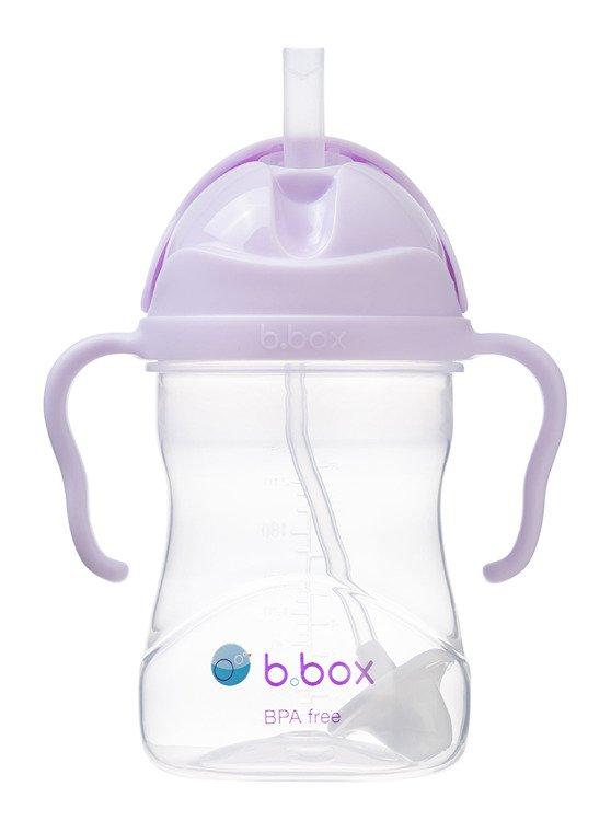 B. Box - Innowacyjny Bidon ze Słomką Gelato Boysenberry