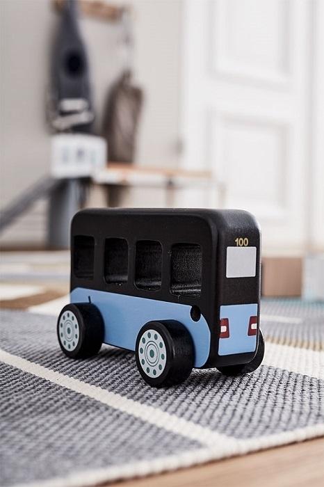 Kids Concept - Drewniany Autobus Aden 1+