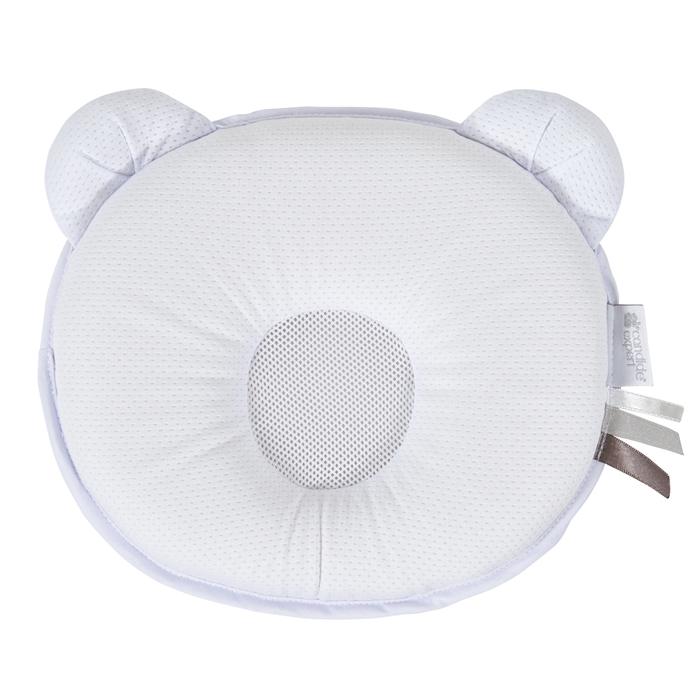 Candide - Poduszka z Pamięcią Kształtu P'tit Panda Air+ White
